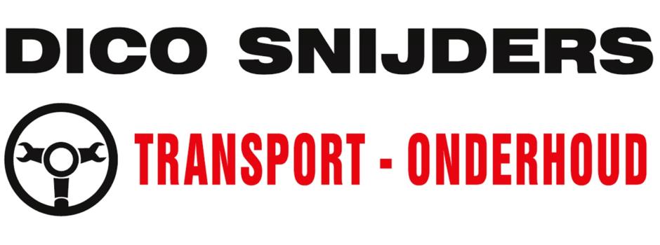 Dico Snijders Transport-Onderhoud